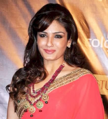 Raveena Tandon (Photo courtesy: Bollywood Hungama)