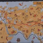 Train-Silk Road