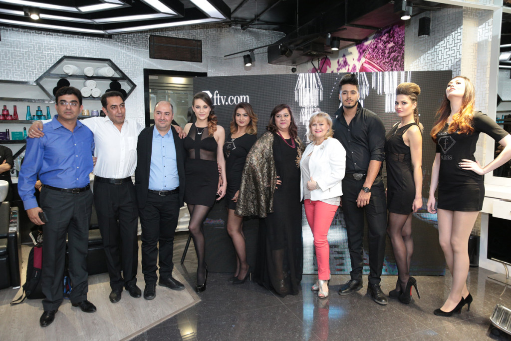 FTV launches flagship salon in India
