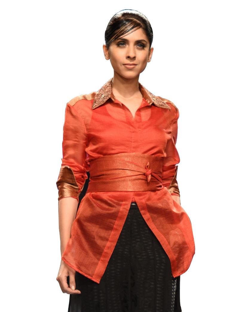 Designer Kiran Uttam Ghosh's Big Beautiful Women Collection