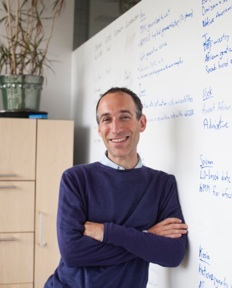 David Reich, geneticist at Harvard Medical School