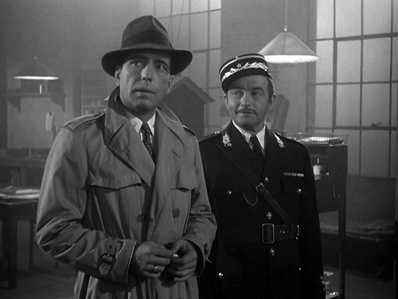 Iconic movie Casablanca that could make an engrossing book too