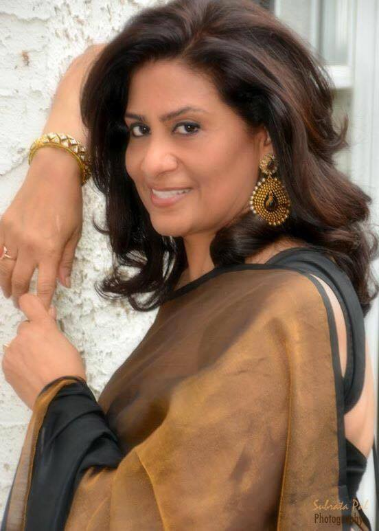 INDIA New England News' first Woman of the Year Nandita Bakshi (Photo: Facebook)