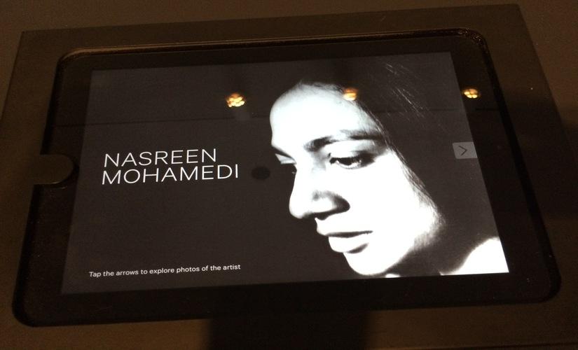Nasreen Mohamedi  (Photo courtesy: FirstPost)