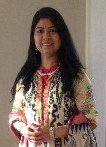 Pratibha Shah-Update