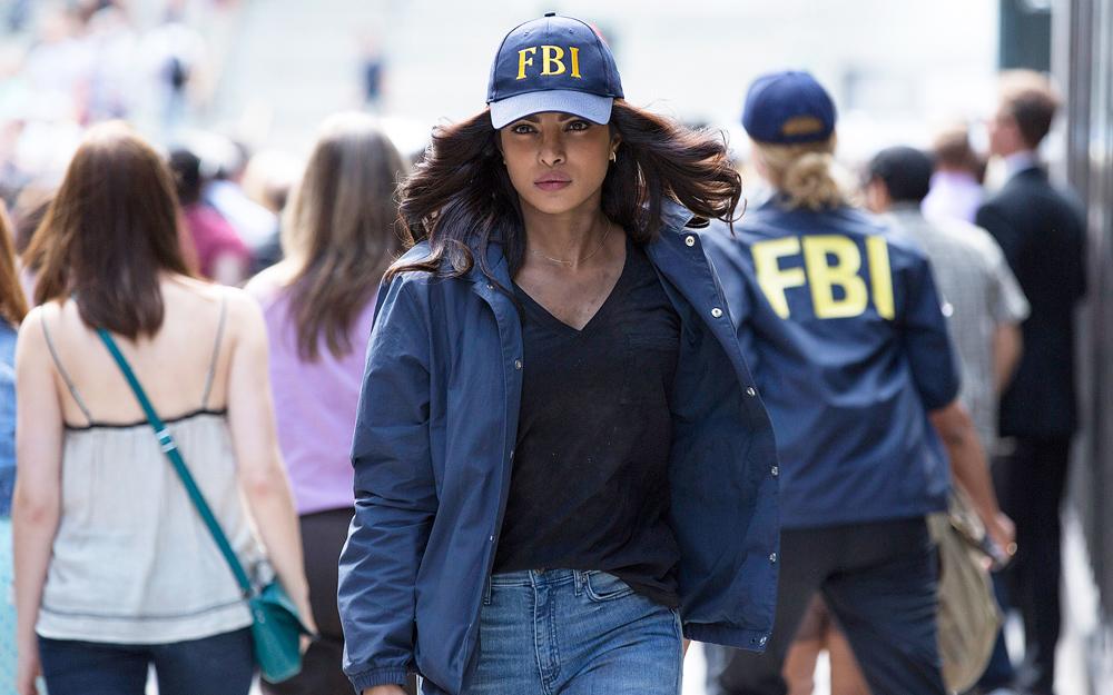 Priyanka Chopra-FBI