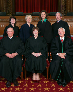Justices of the Supreme Court of Ohio