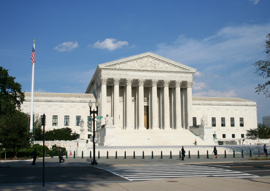 Supreme Court-sized
