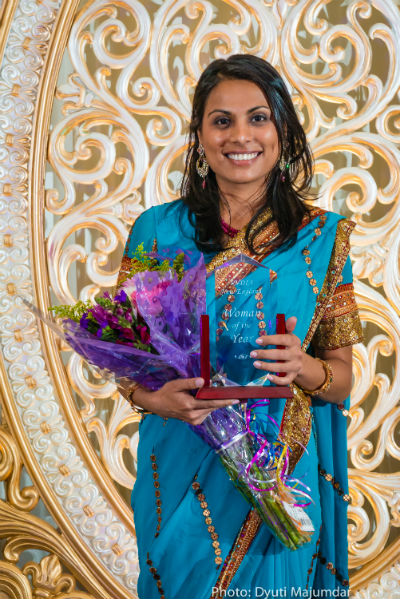Nahid Bhadelia: Woman of the Year 2015