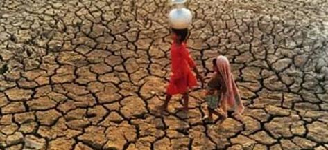 Drought (File photo courtesy: ViewsPaper)