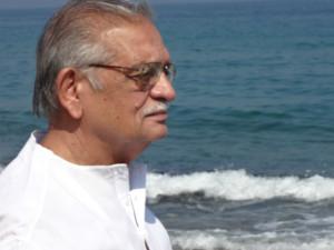 Gulzar (Photo: Salim)