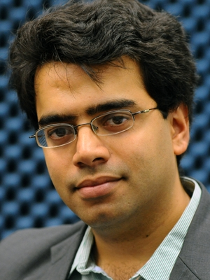 Harish Krishnaswamy, electrical engineering associate professor, Columbia University.
