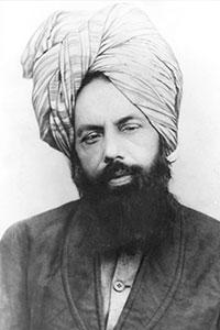 Founder Hazrat Mirza Ghulam Ahmad