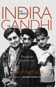 Indira Gandhi-Book