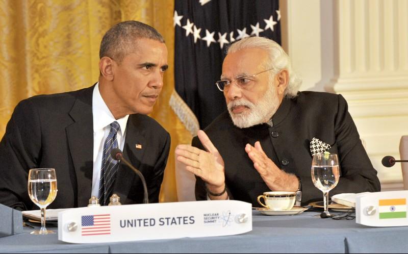 Modi-Obama-March