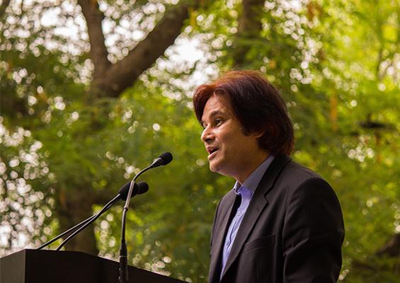 Shailendra Mehta (Photo courtesy: MIT)