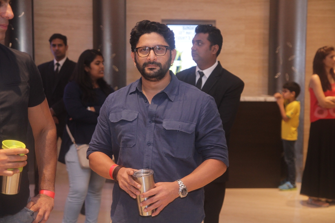 Arshad Warsi at the Ghanta Awards - JW Marriott Mumbai Sahar