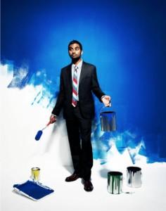 Aziz Ansari (Photo: Facebook)