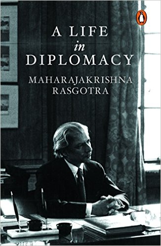 Book-A Life in Diplomacy
