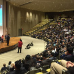 HBX ConneXt closing session in Burden Hall