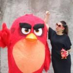 Neha Dhupia-Bird