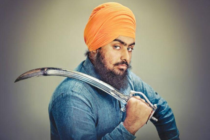 Sikh Exhibit