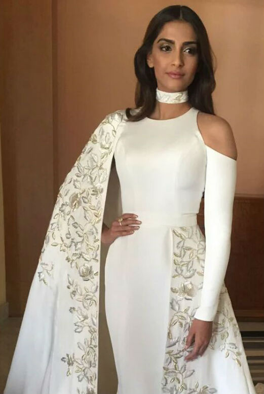 Sonam Kapoor-White-s