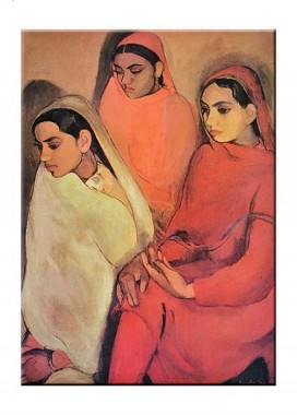 """""""Three Women"""", a musical theatre debut, is a modern response to Rabindranath Tagore's nineteenth century Bengali Renaissance literature. (Photo: Asia Society)"""