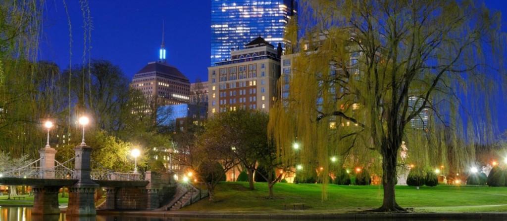 Taj Boston-outside