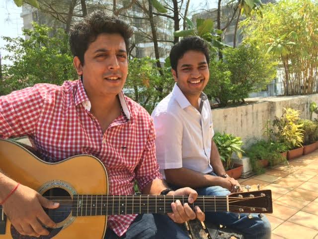 Vinayak (L) and Rohan (R)
