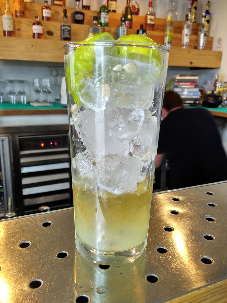 Monkey Shoulder whisky cocktail