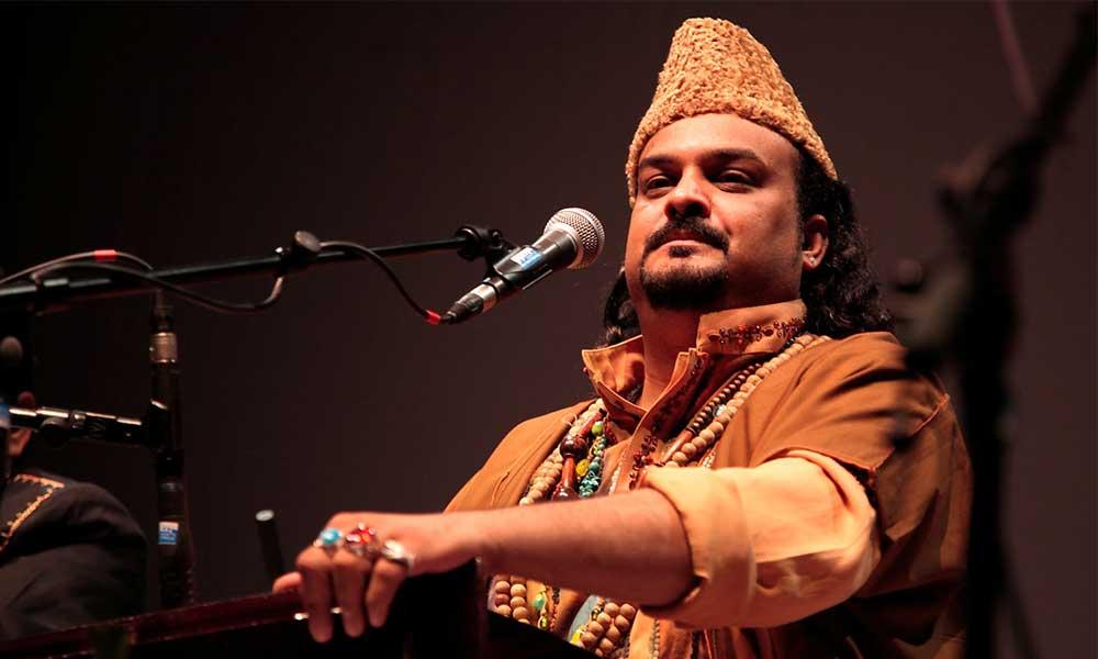 Amjad Sabri  (Photo coustesy: Brandsynario)