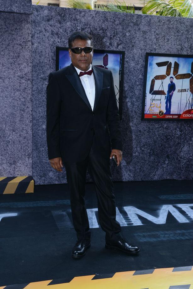Ashish Vidyarthi at the trailer launch of 24 Season 2