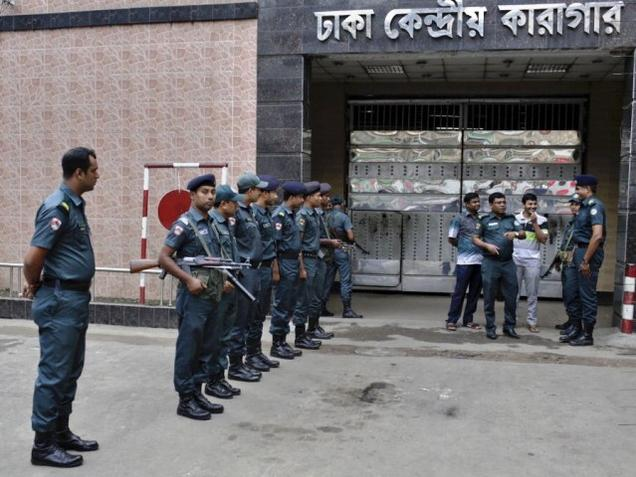 Police in Bangladesh said that they have arrested more than 5,000 criminal suspects in the past few days as they continue a nationwide crackdown to try and stop a growing wave of brutal attacks on minorities and activists. (Photo courtesy: AP)