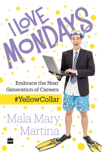 Book-I love Mondays-s