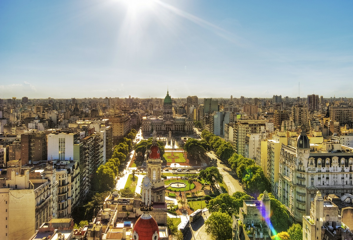 Buenos Aires: Photo courtesy: Wikipedia and Lonely Planet