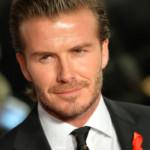 David Beckham-Hello Magazine