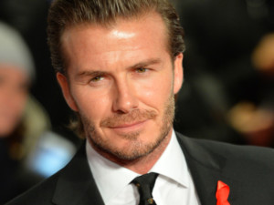 David Beckham (Photo courtesy: Hello Magazine)