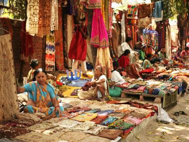 Representative picture of Delhi's street market (Photo coustesy: First Post)