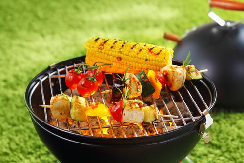 Summer grilling. (Photo courtesy: The Shropshire Agency)
