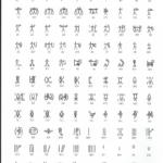 Indus-letter symbols