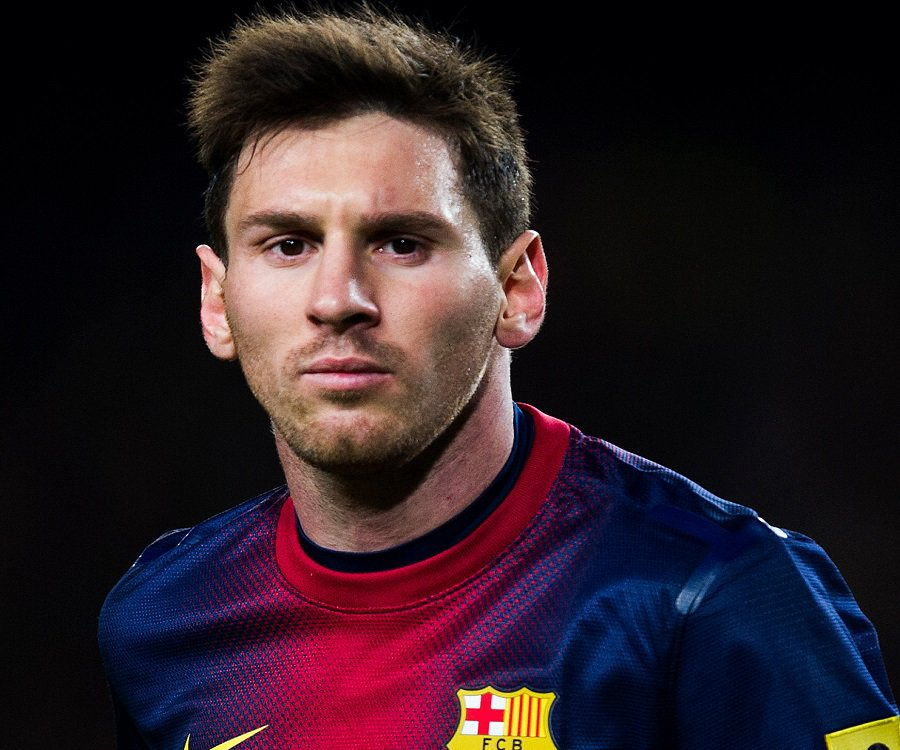 Lionel Messi (Photo courtesy: Famous People)