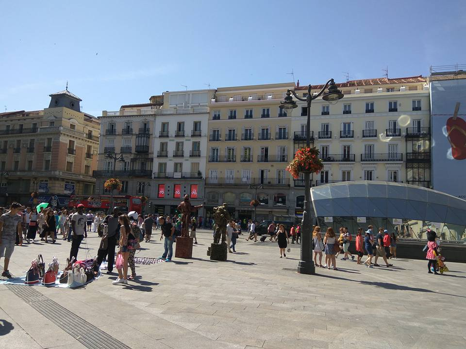Madrid-Gran Via