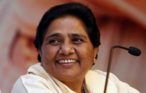 Former UP Chief Minister Mayawati (Photo courtesy: Hindu)