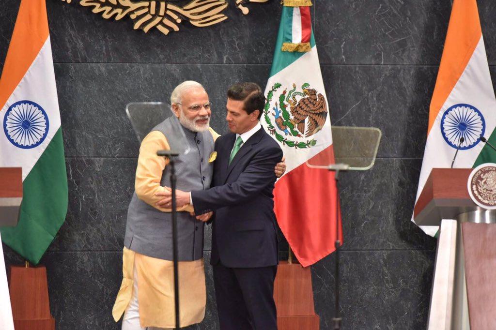 Modi-Mexico