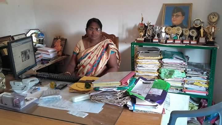 Niroja Laxmi Mohapatra (Photo courtesy: Facebook)