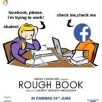 Rough Book-cartoon