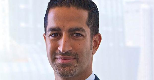 Sanjay Valvani (Photo coustesy: Duke University)
