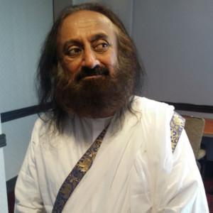 Sri Sri Ravi Shankar (Photo: INDIA New England News)