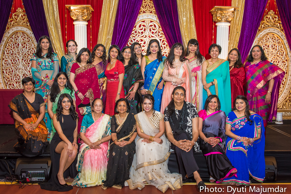 20 Outstanding Women and Woman of the Year Finalists 2016 (with Hostess Manju Sheth and Masters of Ceremonies Mandy Pant and Jharna Madan.